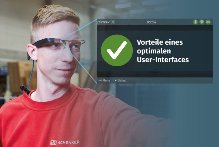 Vorteile eine optimalen User-Interfaces